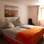 Ferienwohnung Müglitztal Schlafzimmer2